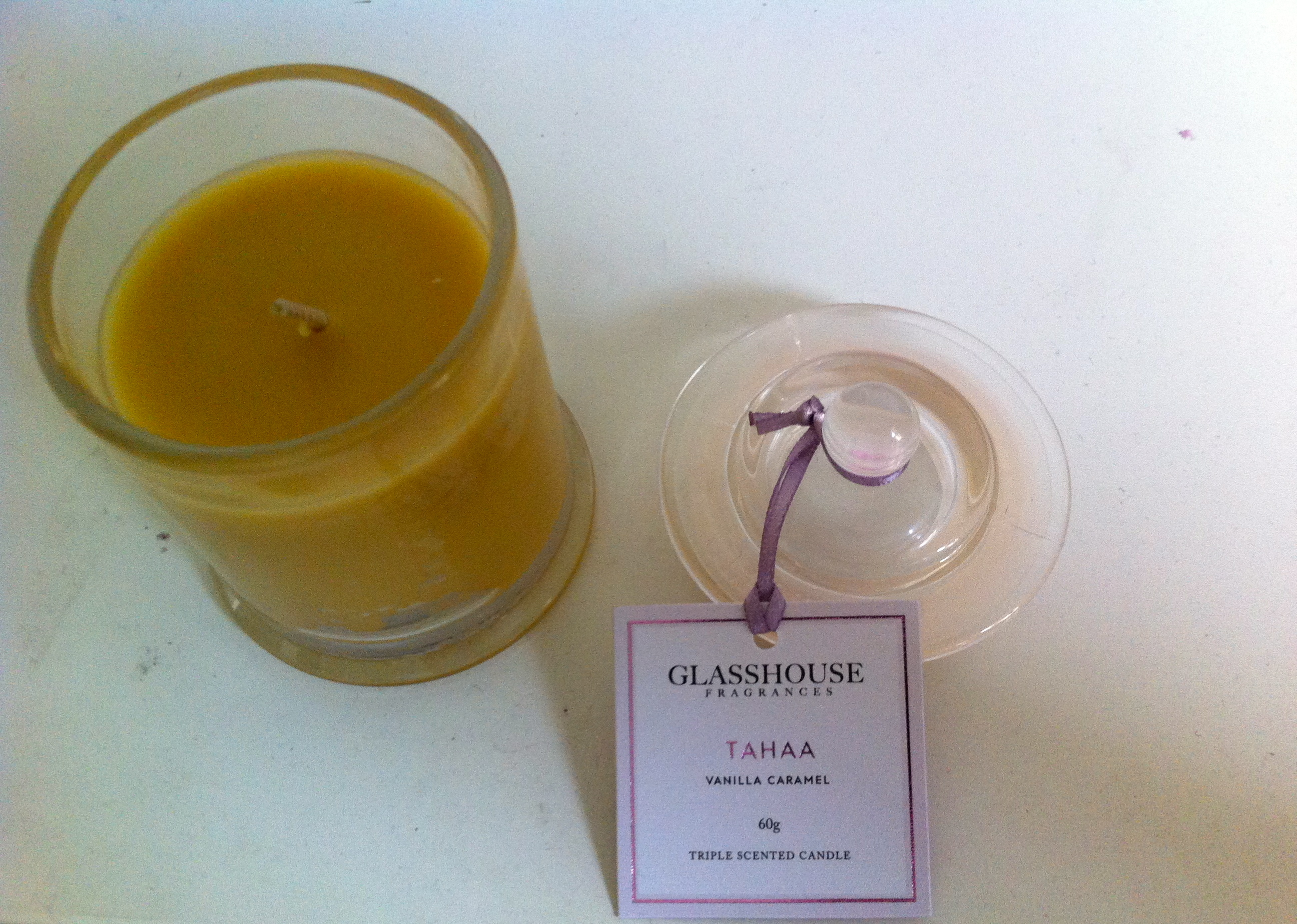 Glasshouse ahaa andle- eview – missjessamy - ^
